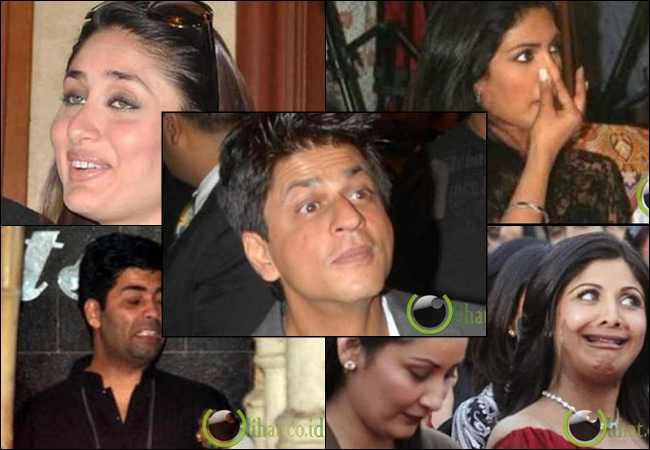 8 Ekspresi Lucu dan Kocak Wajah Selebritis Bollywood