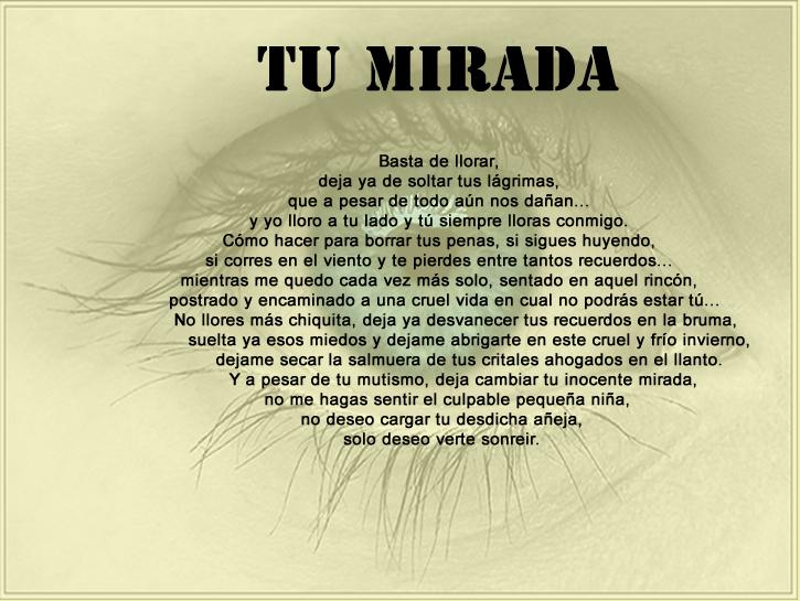 Poemas De Amistad En Espanol