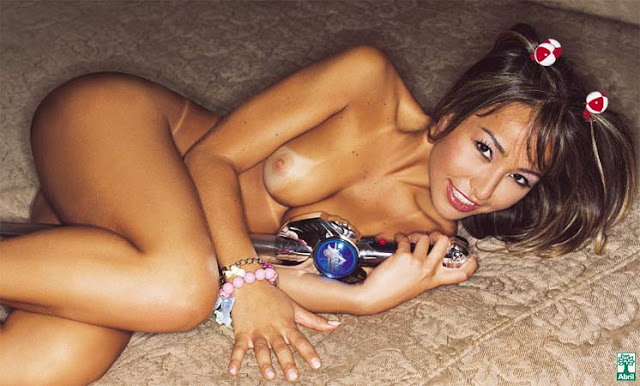 Sabrina Sato Pelada Na Revista Playboy