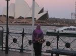 Yeahhhhh saya dah sampai di Opera House, Sydney , Australia