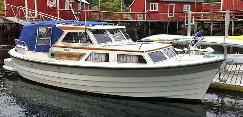 overhale motor båt