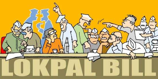 Debadityo Sinha's Blog: Of Anna, Lokpal and People of India... The ...