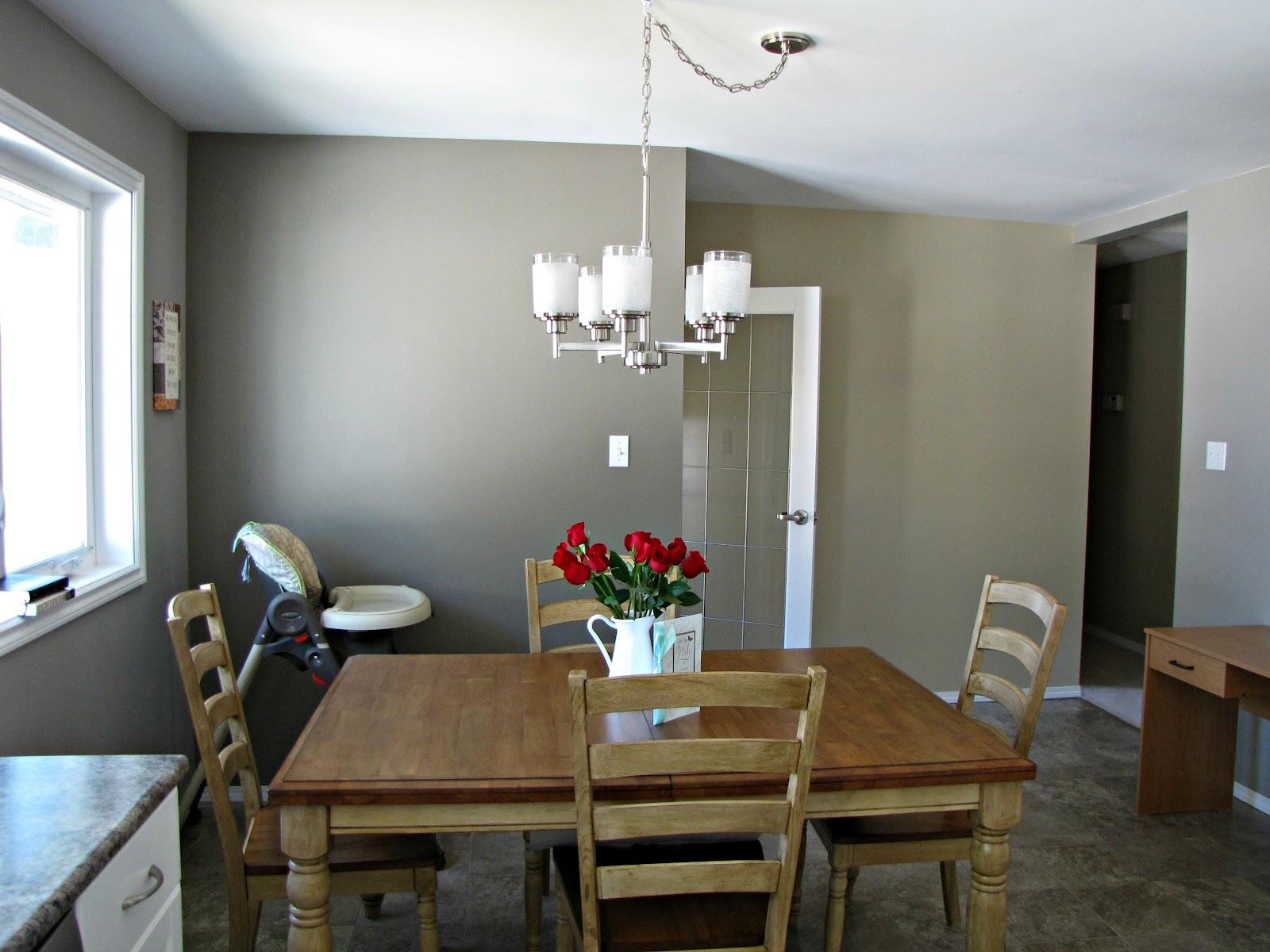 Shaker Beige Living Room Walls