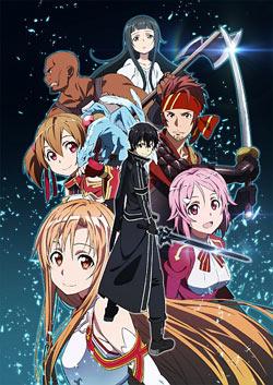 Sword Art Online Anime Kirito Asuna