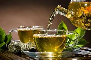 Green tea untuk kulit bersih