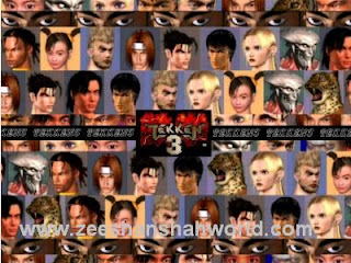 Download tekken 3 pc free full version