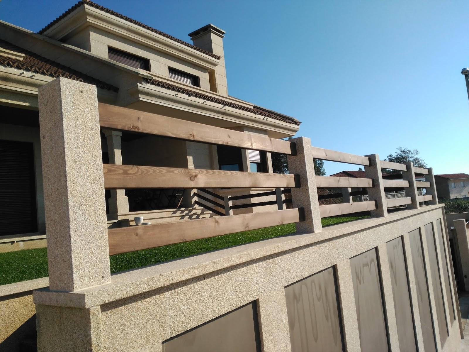 Carpinteria aguete carpinter a y escalera - Carpinteria exterior ...