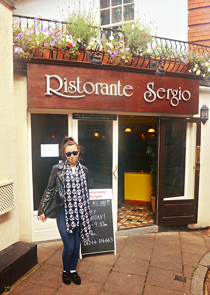 Sergios Italian, chester