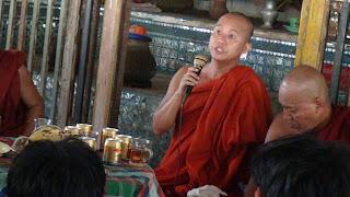 U Wirathu –  အိမ္ကြင္းမွာ မ႐ႈမလွ ႐ႈံးနိမ့္ေနရေသာ ေရႊဗမာ