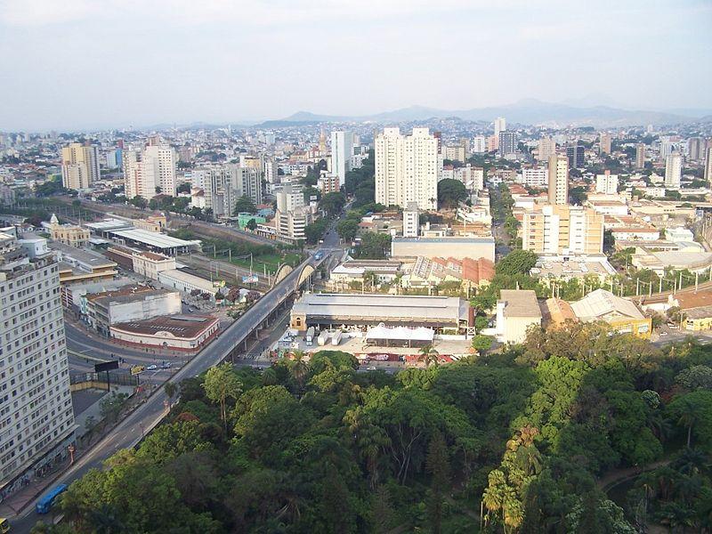 Belo Horizonte Viaduto Santa Tereza