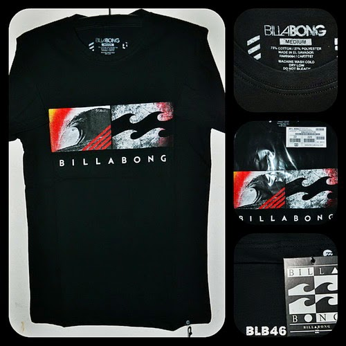 Kaos Surfing Billabong Kode BLB46