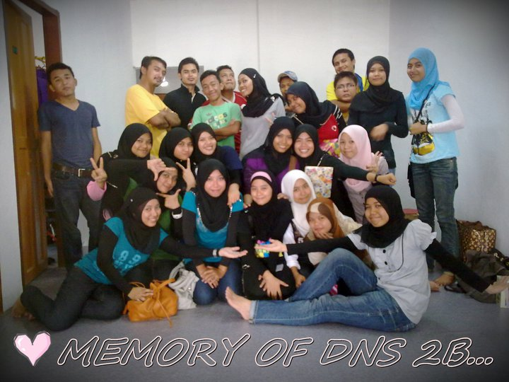 one HAPPY FAMILY at DNS3B