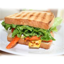 California Grilled Veggie Sandwich | spinfaya.blogspot.com - Food ...