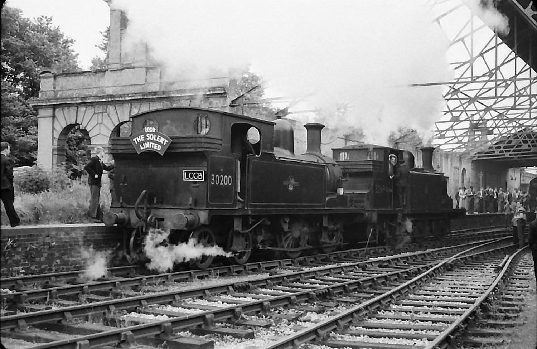 Rail Tour 1961