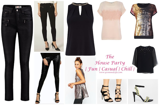 House Party New Year's Eve outfit ideas