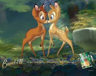 #1 Bambi Wallpaper