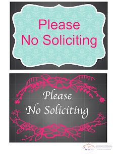 Ridiculous image throughout no soliciting printable