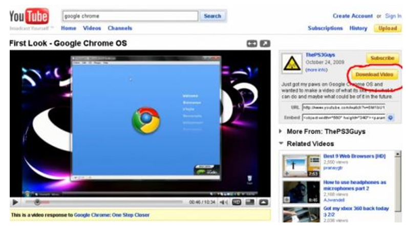 2 1 is one of the best google chrome extension to download youtube videos in full hd 1080p and hd videos too