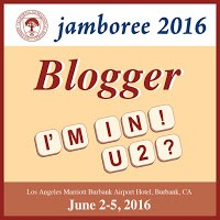 Jamboree Blogger Badge