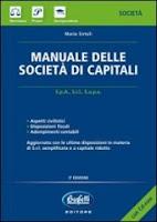 Manuale delle società di capitali. Con CD-ROM