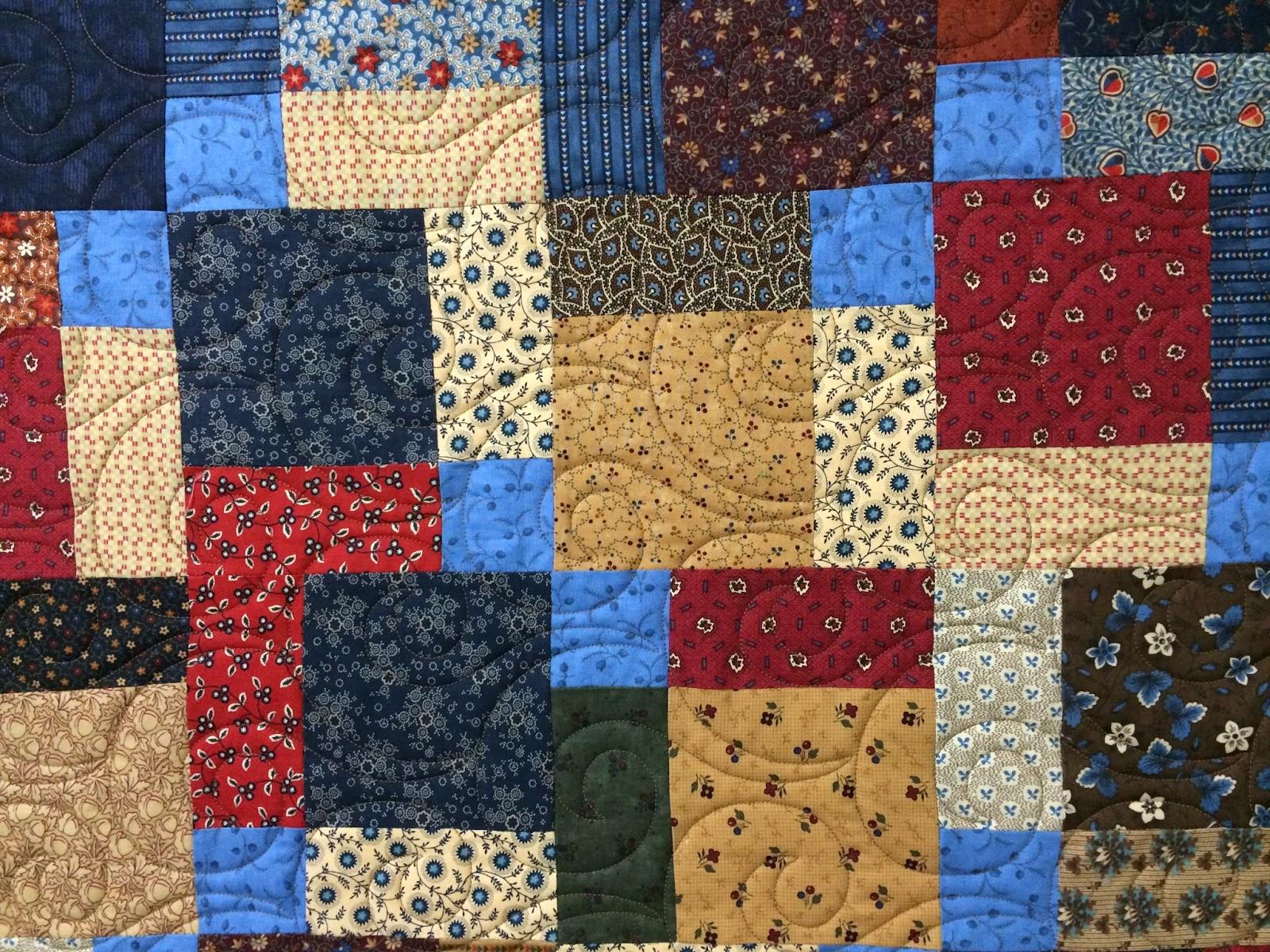 Dyanna Eastwood Lots of Blocks Quilt