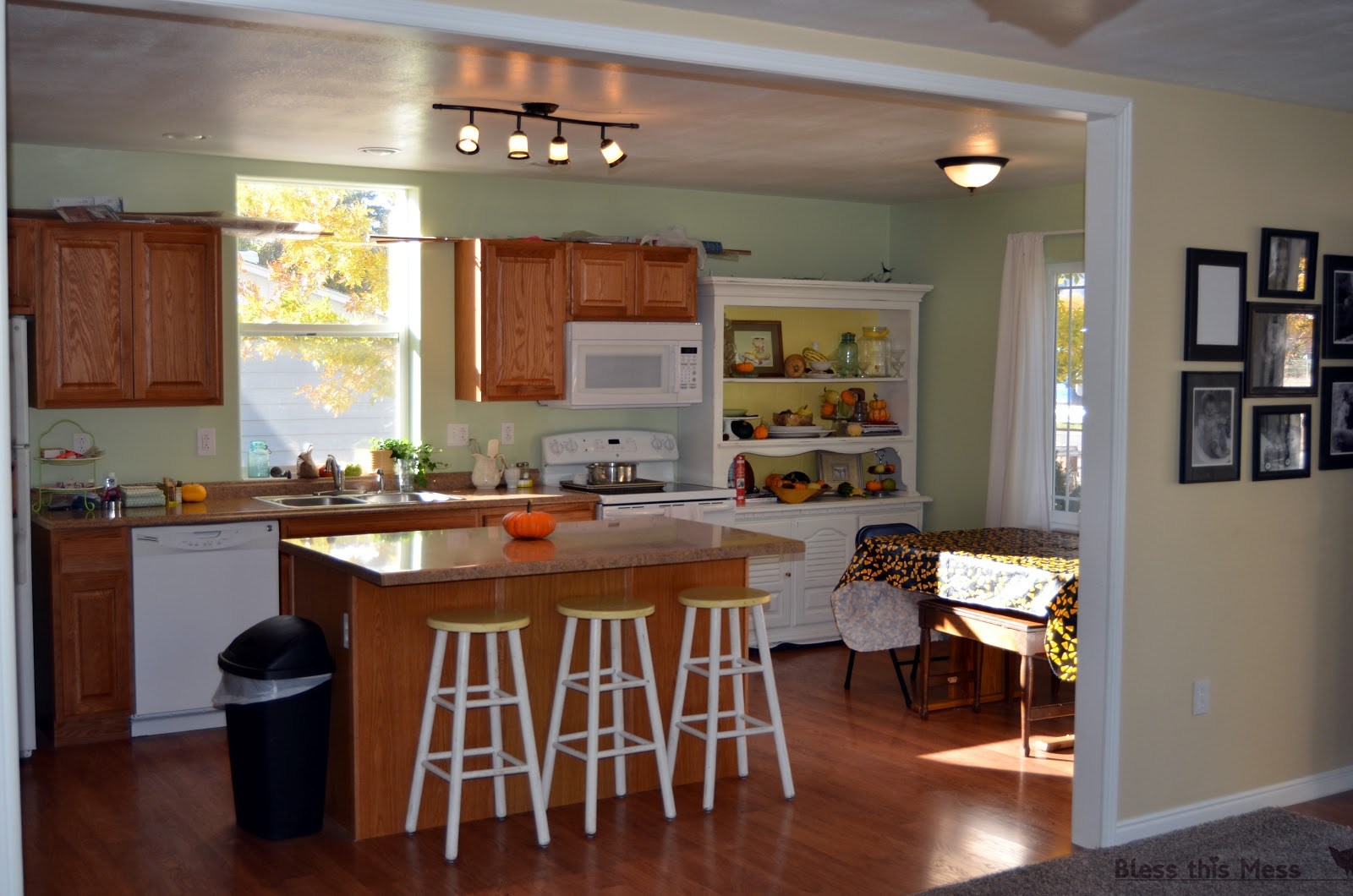 What i m thankful for for Cheap kitchen makeover ideas uk