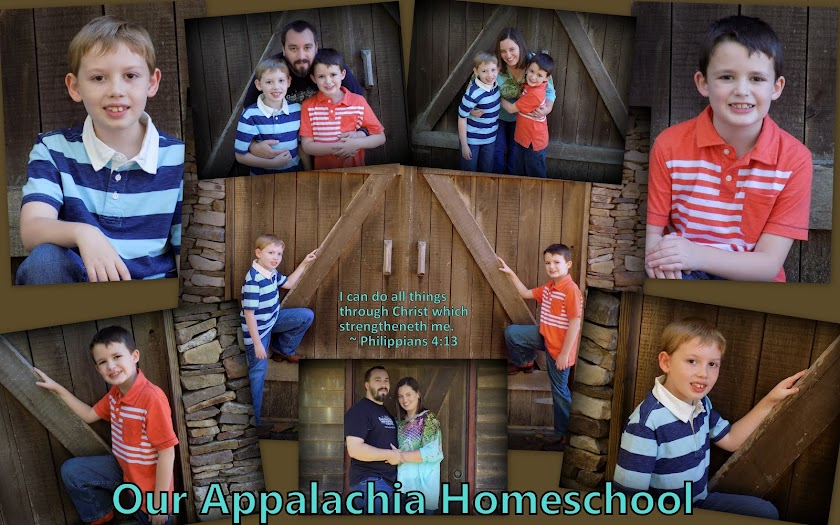 Our Appalachia Homeschool