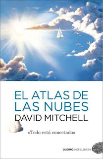 El atlas de las nubes David Mitchel