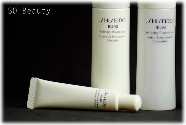 Ibuki by Shiseido Silvia Quiros SQ Beauty