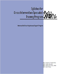 Crisis Intervention Specialist Training Program