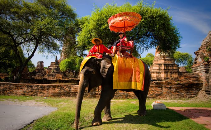 อยุธยา-Ayutthaya