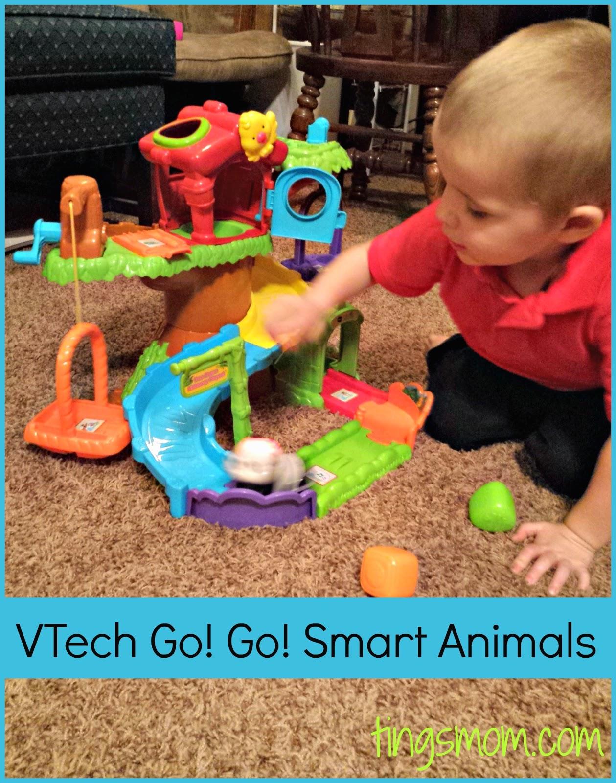 GIVEAWAY ENDS 9-23-14 | Go! Go! Smart Animals | #sponsored #giveaway #vtechtoys