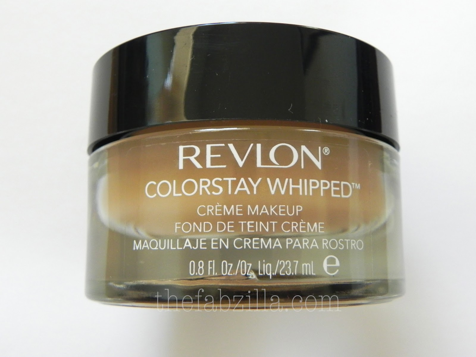 Review: Revlon Colorstay Whipped Creme Makeup | TheFabZilla