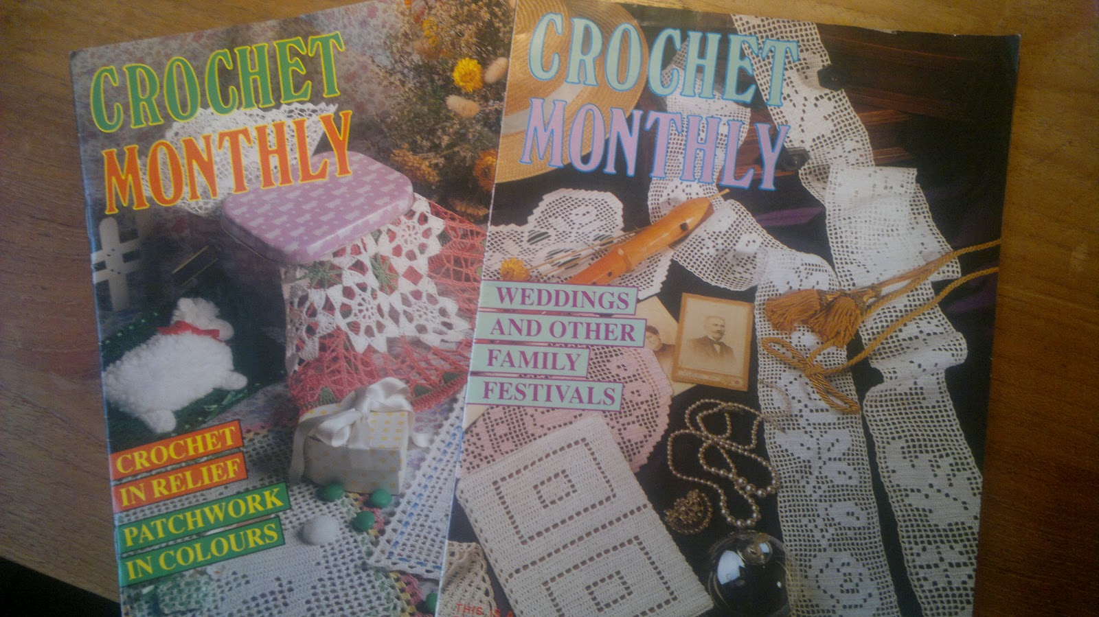 Crochet Monthly Magazine : Get Hooked on Crochet: Granny A Day 117 + Knitting & Crochet Blog Week ...