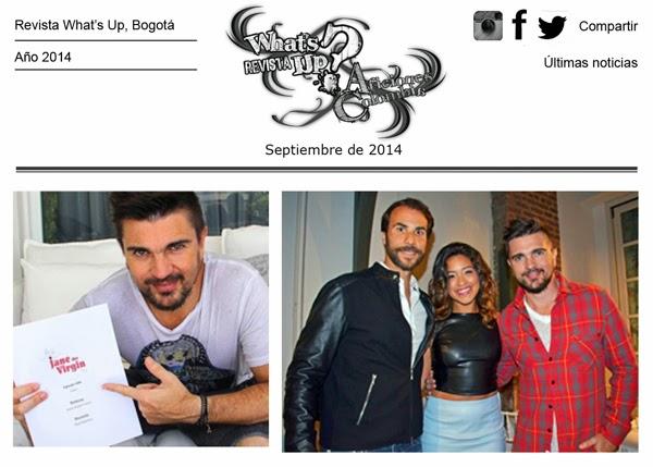 Juanes-multipremiada-súper-estrella-artista-invitado-nueva-serie-CW-JANE-THE-VIRGIN