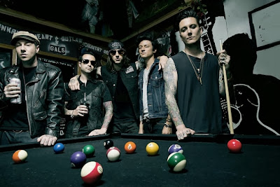 Personil Avenged Sevenfold 2013, a7x 2013