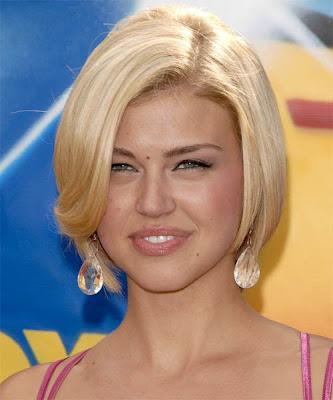 Adrianne Palicki Hairstyle