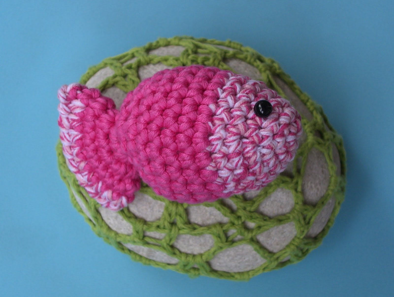 Free Crochet Patterns Of Fish : Free crochet patterns: Fish Family ~ Craft , handmade blog