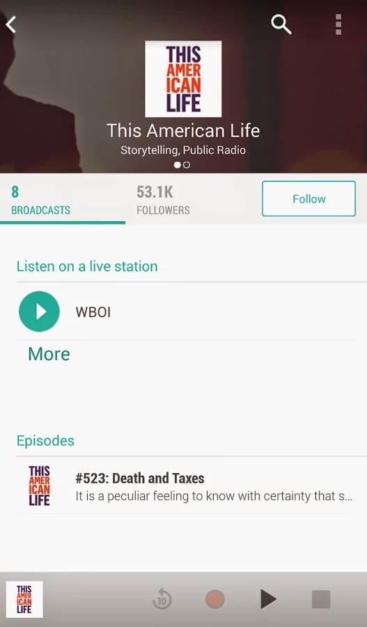 TuneIn Radio Pro v12.1