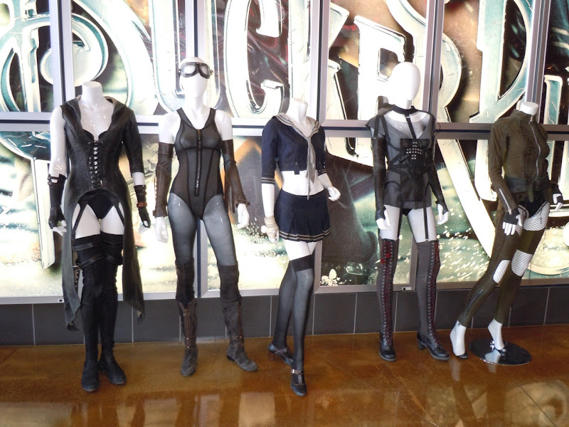 Original Sucker Punch costumes
