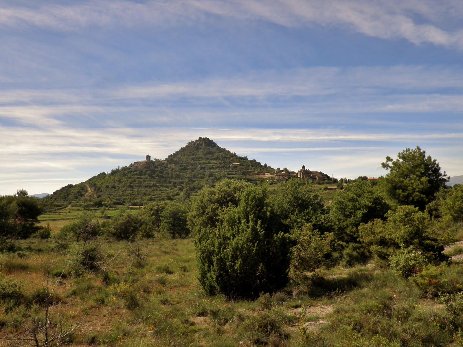 La bolsa desde los pirineos fotos del pirineo for Mirador del pirineo