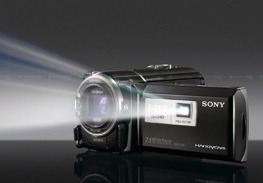 Sony HDR-PJ10