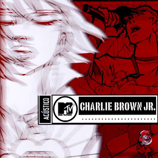 Charlie Brown jr. Acústico MTV CD Capa