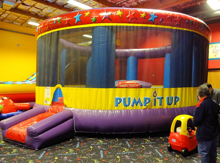 Pump It Up of Milpitas N Abel St Milpitas CA 65 Reviews () Website. Menu & Reservations Make Reservations. Pump It Up is a children's indoor party zone for birthdays, events and celebrations. It includes inflatables, catering and children's events. To schedule a party or for more information, contact the number.