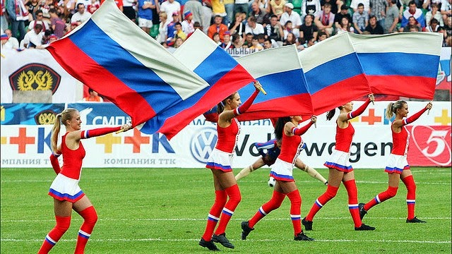 Russia vs South Korea World Cup 2014 HD Wallpapers Photos