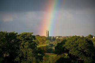 St columb church Cornwall