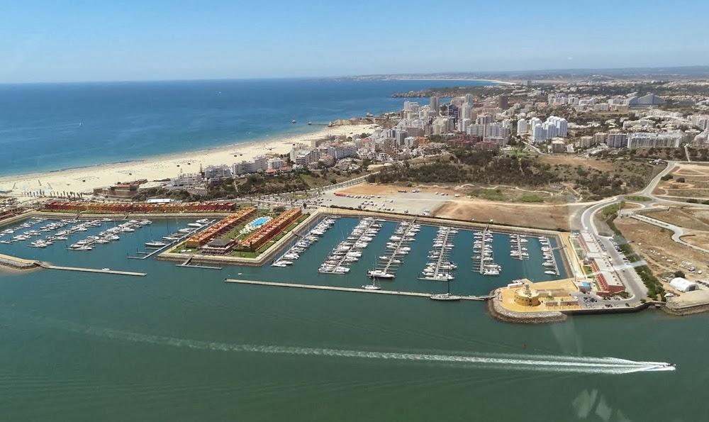 Portimao Portugal  city photos gallery : As outras paias mais conhecidas são; Três Castelos, Praia do Vau ...
