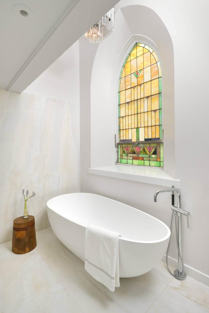 Convertir una iglesia en una vivienda by Habitan2