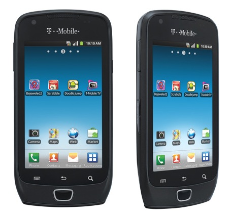 T-Mobile Samsung Exhibit 4G Android Smartphone ~ Computer ...