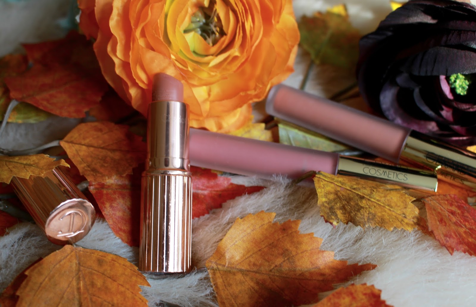 Autumn Fall Favourite Lipsticks